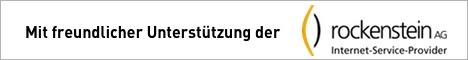 Mit freundlicher Unterstützung der rockenstein AG